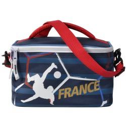 Boîte a lunch isolée Soccer France
