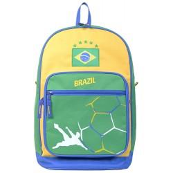 Sac à dos soccer Brazil style classique