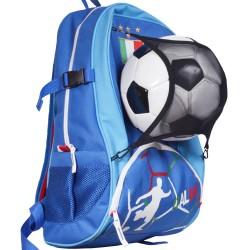 Sac à dos soccer Italia avec filet